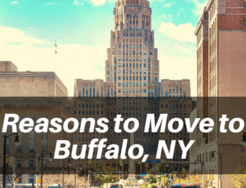 Reasons to Move to Buffalo, NY