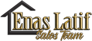 Enas Latif Sales Team Logo